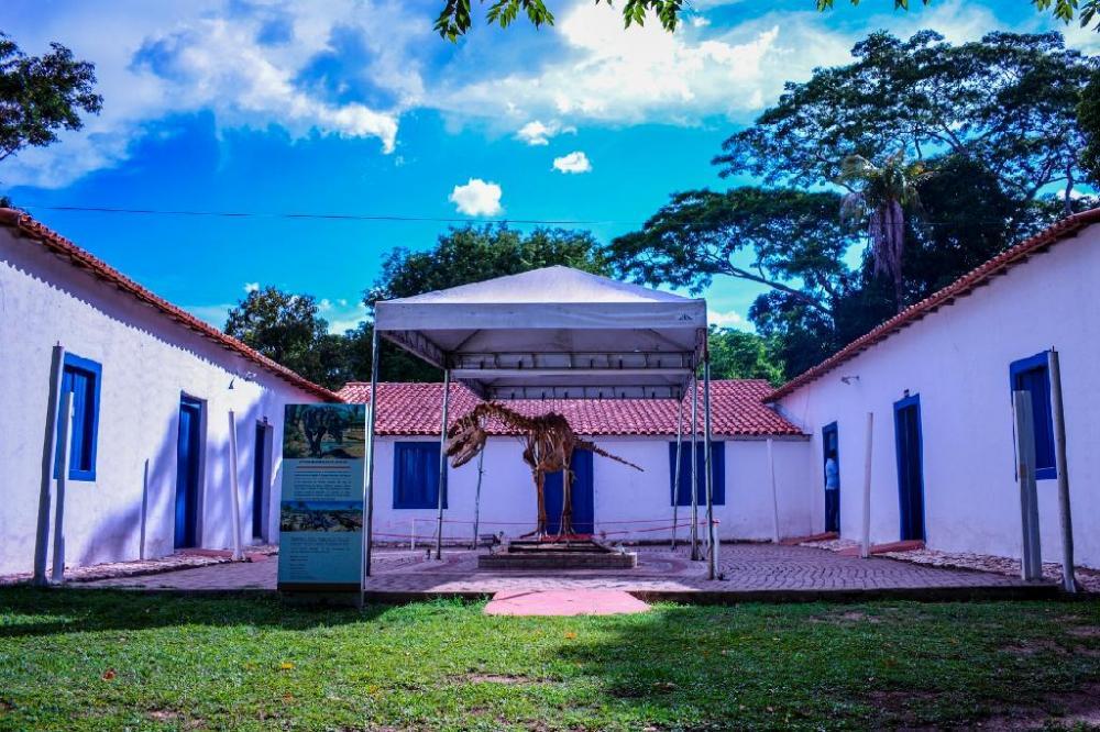 Fotos Museu Casa Dom Aquino - Foto por: João Felipe/Secel-MT