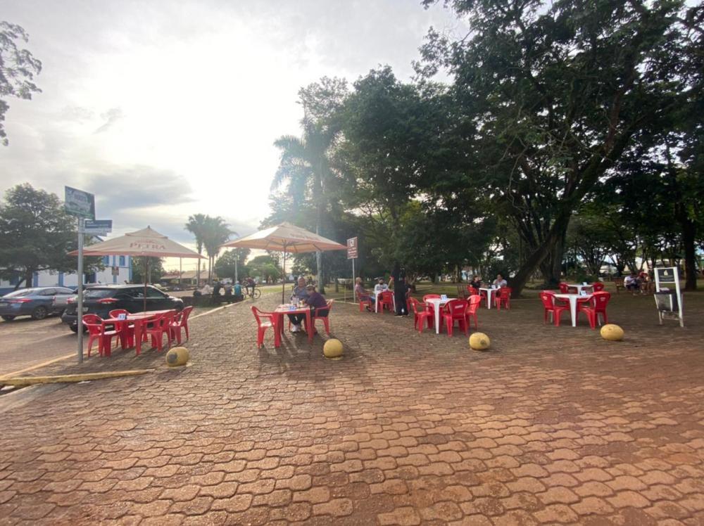 Foto: Santos da Praça Barzinho