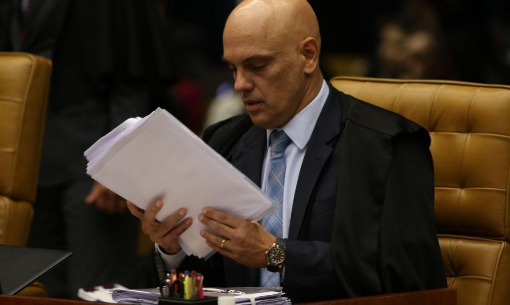 Ministro Alexandre de Moraes. Foto por: Fabio Rodrigues Pozzebom/Agência Brasil
