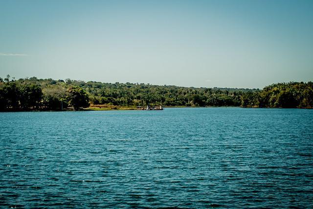 Lago do Manso. Foto por: Christiano Antonucci